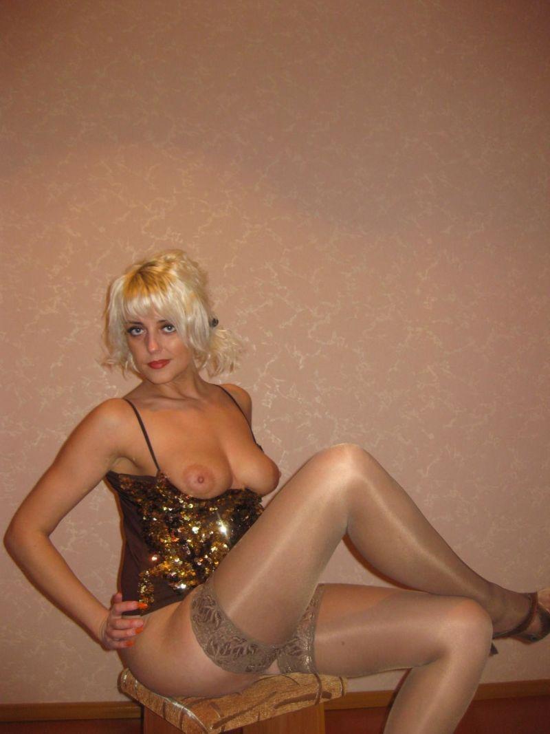 blondynka nago