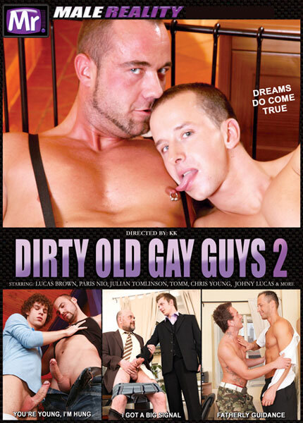 Dirty Old Gay Guys 2 (2021)