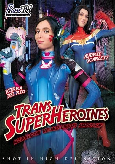 Trans SuperHeroines (2021)